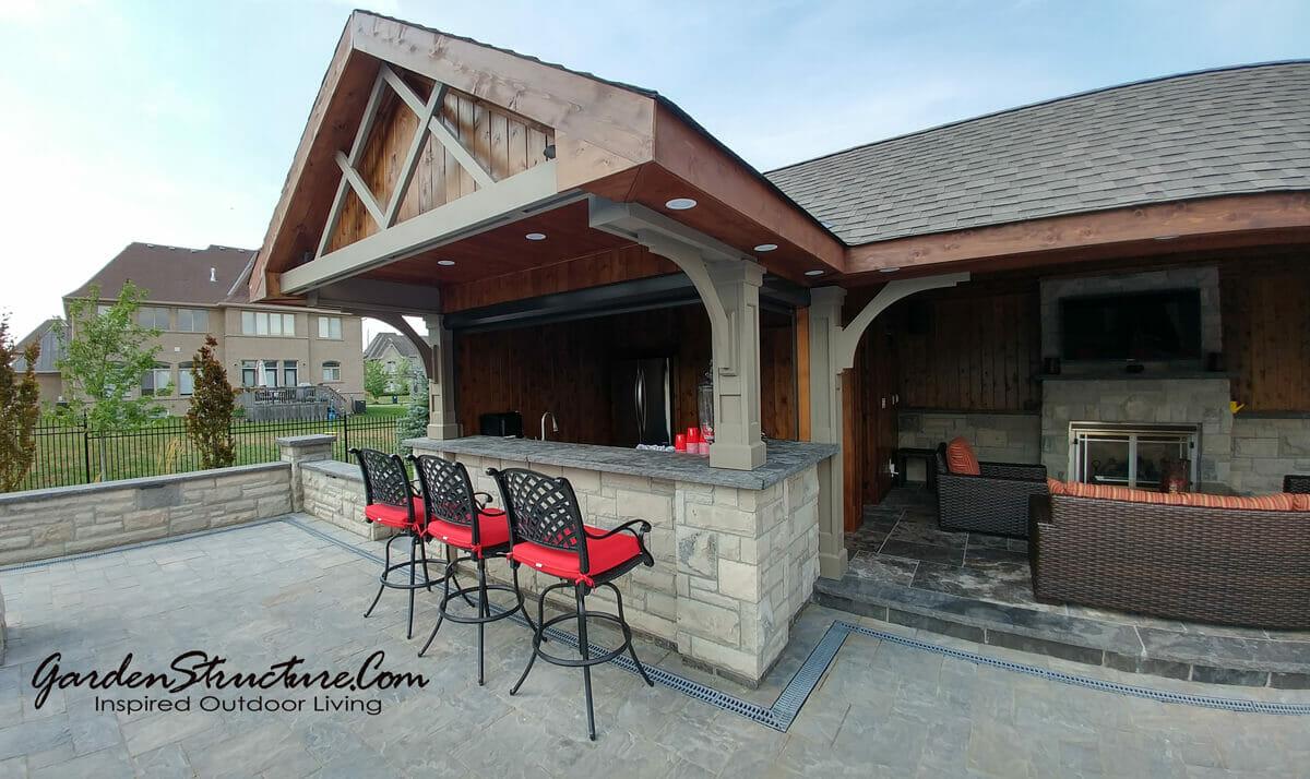 A Cabana Design in Aurora
