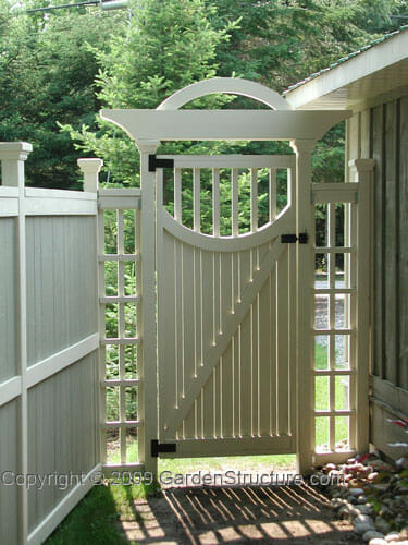G001 Step by Step DIY Gate Plans