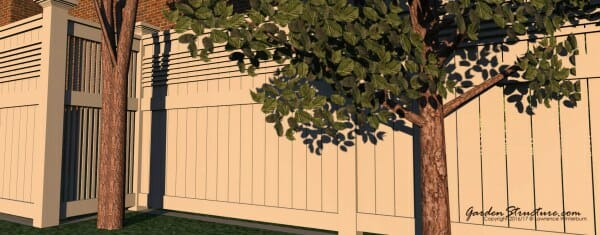 New fence designs