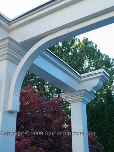 Architectural Pergola Designs